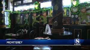 Preps for St. Patrick's Day weekend on the Monterey-Peninsula. [Video]