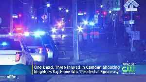 One Dead, Three Injured In Camden Shooting, Police Say [Video]
