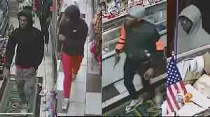 4 Wanted In Stabbing At Brooklyn Deli [Video]