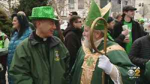 Pittsburghers Flock Downtown For Annual St. Patrick's Day Parade [Video]