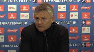 News video: Solskjaer expresses disappointment over 'poorest performance'