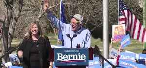 Bernie Sanders speaks at rally [Video]