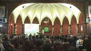Islamic Center In Oakland Hosts Persian New Year Celebration In Wake Of NZ Massacre [Video]