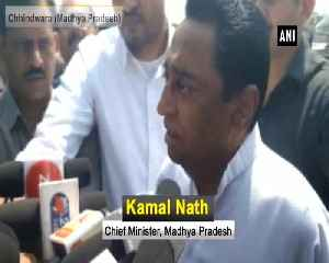MP CM Kamal Nath promises to waive farmers' loan upto 2lakh after elections [Video]
