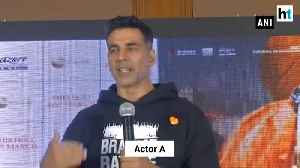 Akshay Kumar urges youth to watch Kesari says film is about courage strength [Video]