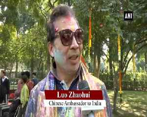 News video: Matter of Masood Azhar will be resolved Chinese Ambassador