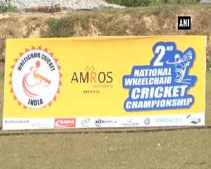 Teams battle for finals in 2nd edition of Wheelchair Cricket Championship [Video]