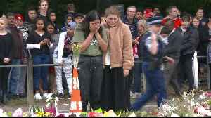News video: Christchurch mosque shootings: New Zealand mourns