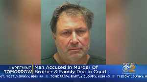 Colts Neck Family Murder Arraignment Tomorrow [Video]