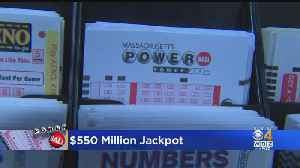 Powerball Soars To 8th Largest Jackpot In History [Video]