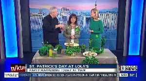 Lola's Summerlin hosting St. Patrick's Day party with Cajun flair [Video]