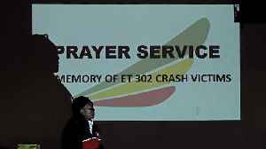 Memorial services held for victims of Ethiopian Airlines Flight 302 [Video]