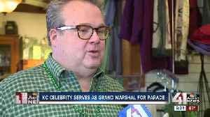 Stonestreet Grand Marshal of St. Patrick's Day Parade [Video]