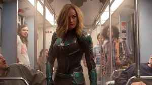 'Captain Marvel' Earns $68.5 Million At The Box Office [Video]