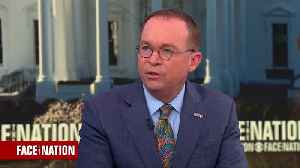 Trump not to blame for NZ shootings: Mulvaney [Video]