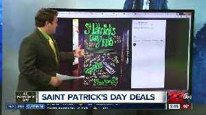 St. Patrick's Day deals and history to get you in the Irish spirit [Video]