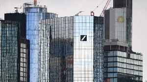 News video: Deutsche Bank And Commerzbank Go Public On Merger Talks