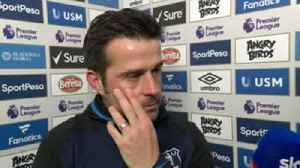 Silva praises Toffees attitude [Video]