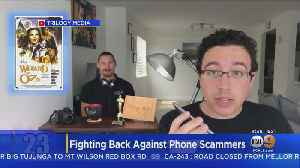 How NOT To Get Victimized By Phone Scammers [Video]