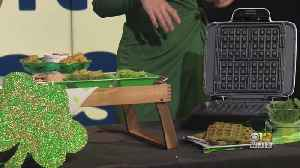 Merritt Clubs Has Healthy Green Recipes For St. Patrick's Day [Video]