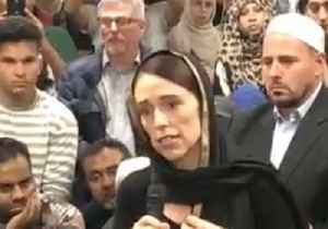 'You Are Us': Prime Minister Addresses Muslim Community at Refugee Center in Christchurch [Video]
