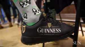 Celebrating St. Patrick's Day at Guinness brewery [Video]