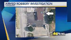 Owensboro Police Investigating Armed Robbery at Gas Station [Video]