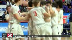 Cooperstown hangs on in 3OT, advances to title game [Video]