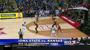 big 12 championship game mbb [Video]