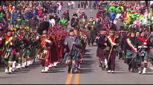 Allentown St. Patrick's Day parade [Video]