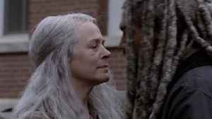 The Walking Dead S09E15 The Calm Before [Video]