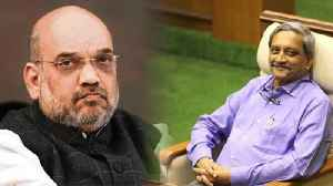 Parrikar's death is not only a loss for BJP but also for society: Amit Shah | Oneindia News [Video]