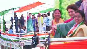 Priyanka Gandhi to kick-start boat rally to Varanasi | Oneindia News [Video]