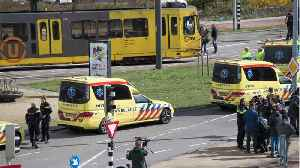 Netherlands: Multiple Injuries In Tram Shooting [Video]