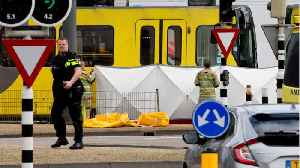 Multiple People Injured In Dutch Tram Shooting [Video]