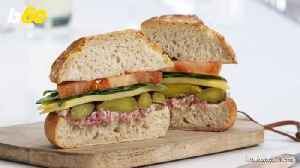 Why This 'Airplane Sandwich' Might Taste Better on Flights [Video]