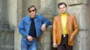 Sony Releases First Poster for Quentin Tarantino's 'Once Upon a Time in Hollywood'   THR News [Video]