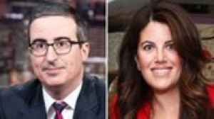 John Oliver and Monica Lewinsky Discuss Public Shaming on 'Last Week Tonight' | THR News [Video]