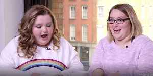 Watch! Honey Boo Boo Gets Candid About Her Relationship With Sugar Bear [Video]