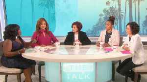 The Talk - Carrie Ann Inaba Says She Cannot Face Another 'public break-up' [Video]