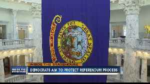 INSIDE THE STATEHOUSE: Idaho Democrats introduce legislation to protect referendum process [Video]