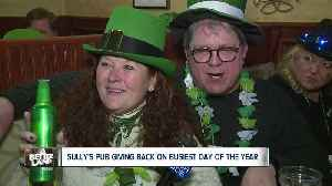 Medina Irish pub uses St. Patrick's Day profit for charity [Video]
