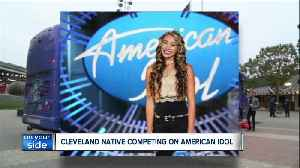 Cleveland's Peach Martine intends to rock the American Idol judges [Video]