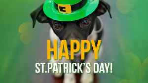 Here is A Lovely Poem For St.Patrick's Day! [Video]