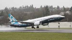 News video: Transportation Dept. Probing FAA Approval Of Boeing 737 MAX Planes