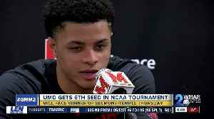 UMD men's basketball gets 6th seed in NCAA Tournament, will face winner of Belmont and Temple [Video]