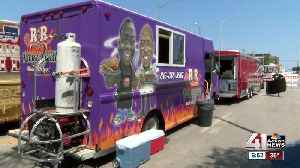 KCFD proposes update to fire code to include inspections for food trucks [Video]