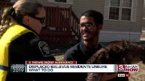'All you can do is pull up your boot straps and start over I guess.' Displaced Bellevue residents unsure of what' [Video]