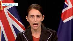 "PM Jacinda Ardern Promises To Make her ""Community Safer"" With New Gun Laws [Video]"