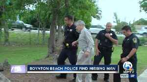 Boynton Beach police find missing man after he escaped assisted living facility [Video]